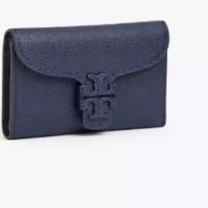 New Tory Burch McGraw Wallet